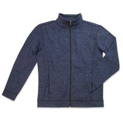 Promotional Active Knit Fleece Jacket Men