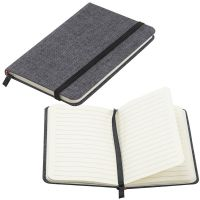 branded A6 note book Westerland