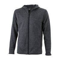 Promo Men´s Knitted Fleece Hoody