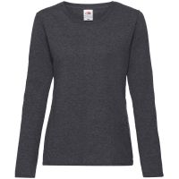 Promo Valueweight Long T Lady-Fit Sleeve T