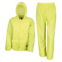 Promotional Waterproof Jacket and Trouser Set