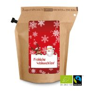 branded Organic Christmas coffee